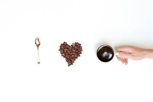 espresso kahve çekirdekleri görseli